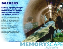 Dockers poster tunnel